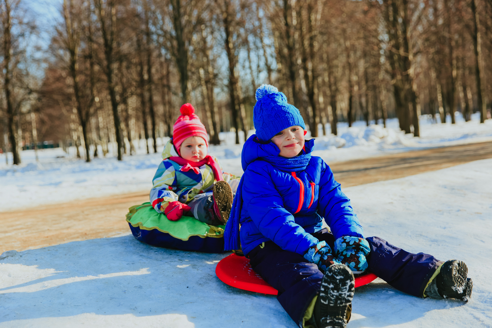 8 Winter activities for your family weekend