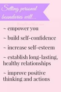 boundaries in healthy relationships