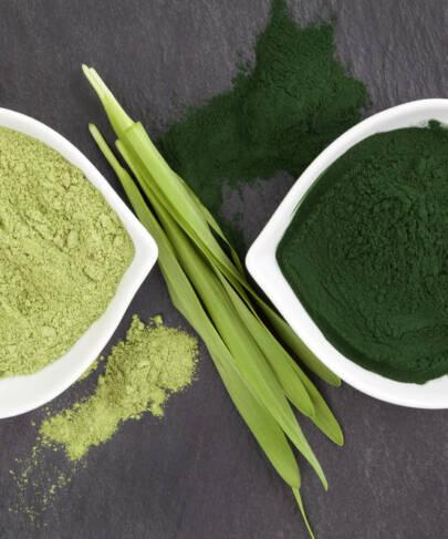 8 Benefits Of Spirulina & Chlorella